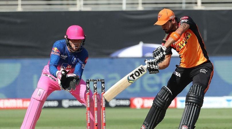 RR vs SRH: IPL 2021: TOSS REPORT: सनराइजर्स हैदराबाद ने टॉस जीत चुनी गेंदबाजी, कप्तान बनते ही विलियमसन ने इन 3 खिलाड़ियों को किया बाहर 2
