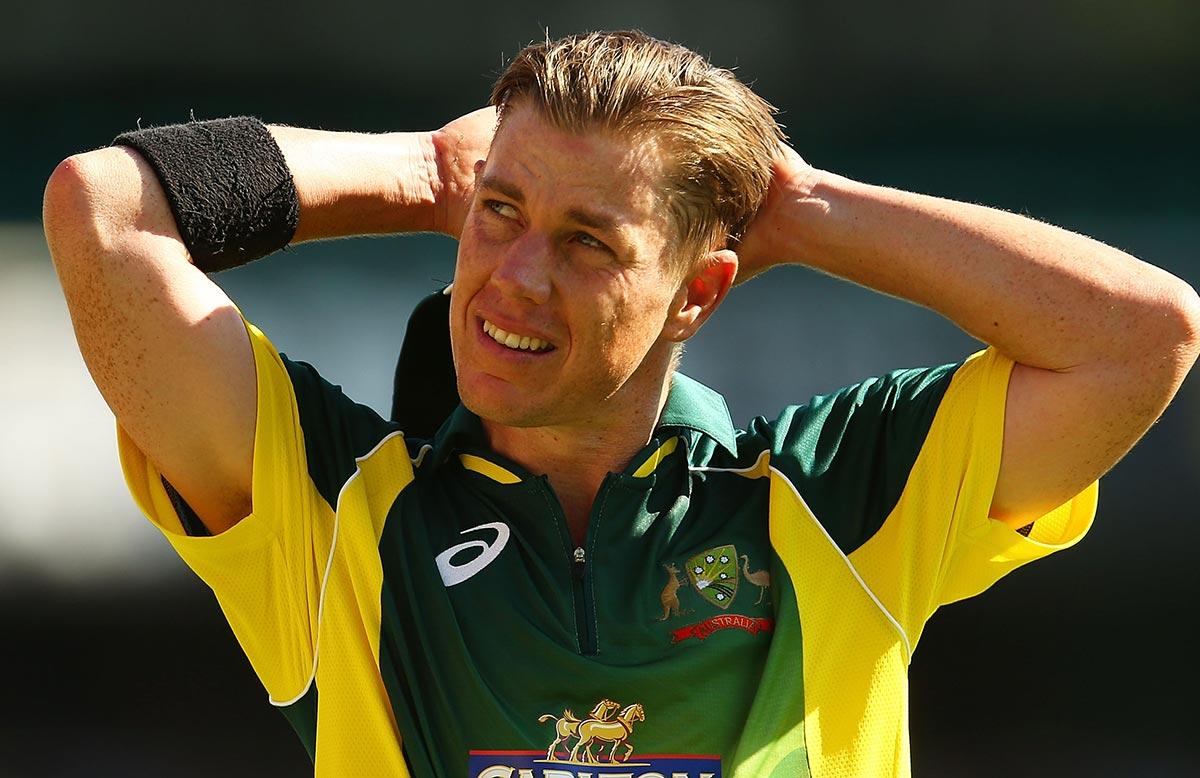 ऑस्ट्रेलिया के इस खिलाड़ी को घर चलाने के लिए करना पड़ रहा है कारपेंटर का काम, खेल चुका है 2015 का विश्व कप 2