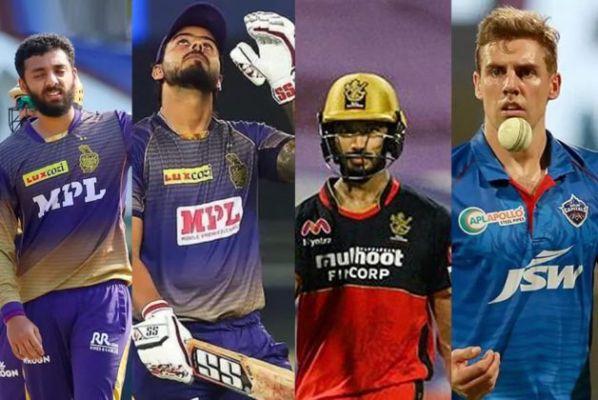 IPL 2021: इस सीजन में कुल 11 खिलाड़ी पाए गए कोरोना पॉजिटिव, जिसमें से 8 भारतीय खिलाड़ी 1