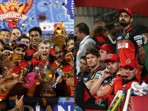 THIS DAY : कोहली-गेल की शतकीय साझेदारी भी नहीं दिला पाई आरसीबी को ख़िताब, SRH बन गया चैंपियन 3