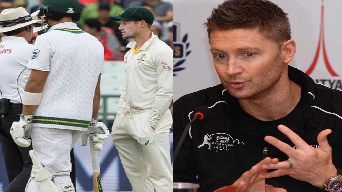 बैनक्रॉफ्ट के बाद माइकल क्लार्क के बयान से क्रिकेट जगत में आया भूचाल, बॉल टेंपरिंग विवाद में फिर भड़की आग 1
