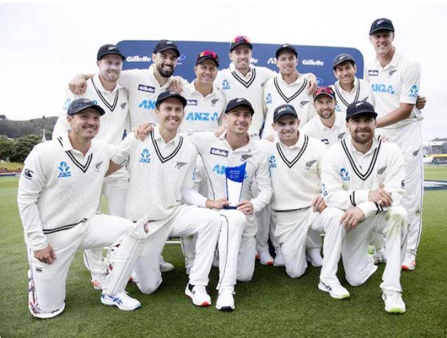 INDvNZ : टेस्ट चैंपियनशिप के फाइनल मुकाबले में इस प्लेइंग XI के साथ उतर सकती है न्यूजीलैंड 8