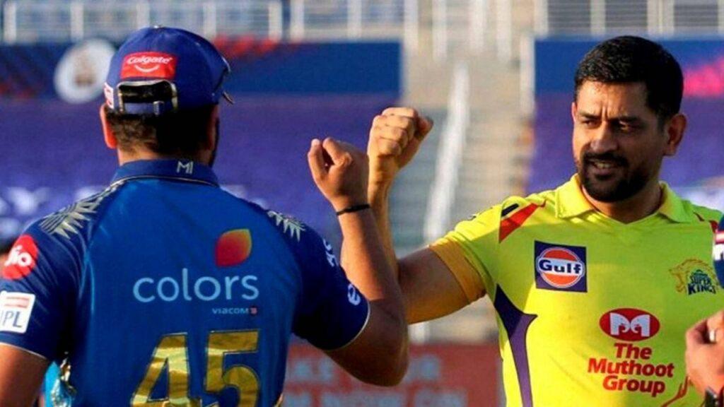 आईपीएल 2021 में मुंबई इंडियंस बनाम चेन्नई सुपर किंग्स मैच को सबसे ज्यादा देखा गया 1