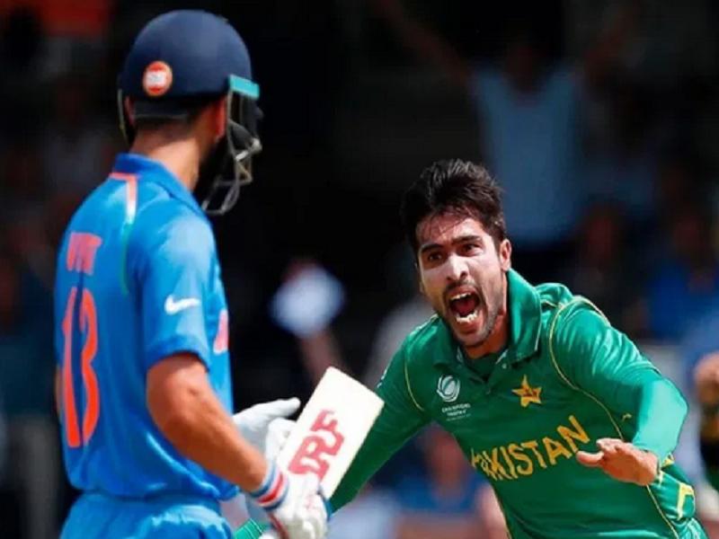 मोहम्मद आमिर ने बताया विराट कोहली और रोहित शर्मा में कौन है बेस्ट बल्लेबाज 6