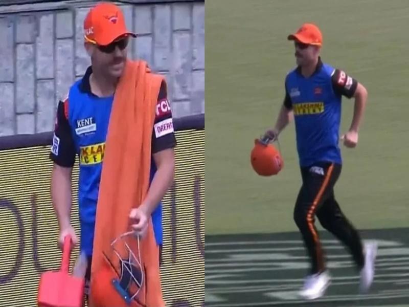 IPL 2021: डेविड वार्नर को टीम से किया गया बाहर तो भड़क उठे उनके भाई, सनराईजर्स हैदराबाद की बताई कमियां 1