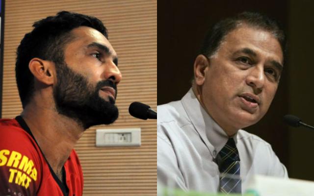 आईसीसी टेस्ट चैंपियनशिप के फाइनल के लिए इस वजह से कमेंटेटर चुने गए सुनील गावस्कर और दिनेश कार्तिक 9