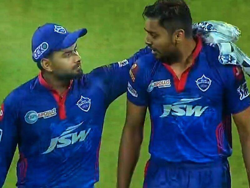 दिल्ली कैपिटल्स के तेज गेंदबाज आवेश खान ने ऋषभ पंत को दी अपने सफलता का पूरा श्रेय 9