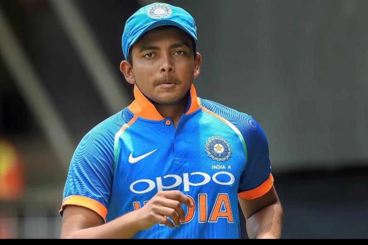 छुट्टी मनाने गोवा निकले क्रिकेटर पृथ्वी शॉ को पुलिस ने इस कारण बीच में ही रोका, हुई ये कार्रवाई 1