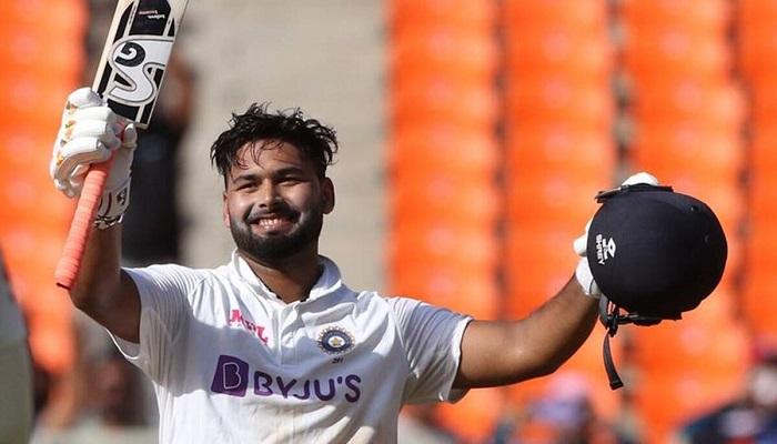 ऋषभ पंत ने रचा इतिहास, ICC टेस्ट बल्लेबाज रैंकिंग में लंबी छलांक लगाते हुए कई दिग्गजों को छोड़ा पीछे 5