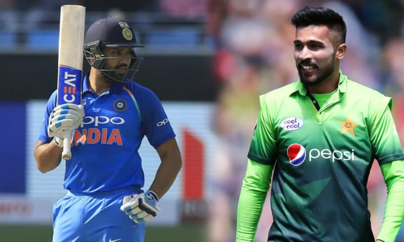 रोहित शर्मा को अपने आगे कमजोर बताने वाले मोहम्मद आमिर को पूर्व पाकिस्तानी गेंदबाज ने सुनाई खरी-खोटी, कहा ज्यादा बोलने से पहले अपने खिलाफ देखो हिटमैन का रिकॉर्ड 4