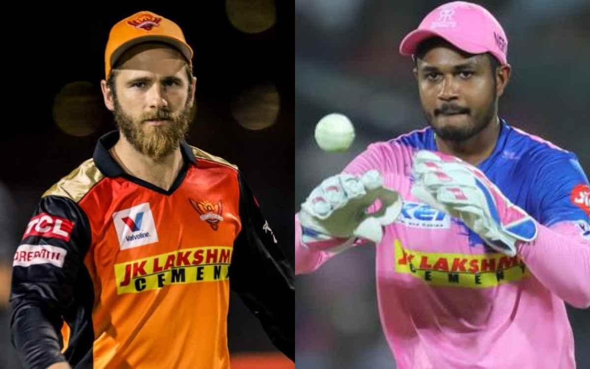 RR vs SRH: IPL 2021: TOSS REPORT: सनराइजर्स हैदराबाद ने टॉस जीत चुनी गेंदबाजी, कप्तान बनते ही विलियमसन ने इन 3 खिलाड़ियों को किया बाहर 1