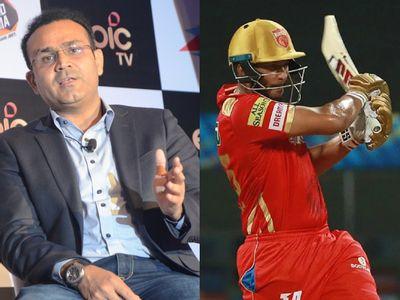 युवा बल्लेबाज़ शाहरुख खान की पोलार्ड से तुलना करते हुए वीरेंद्र सहवाग ने कही ये बड़ी बात 8