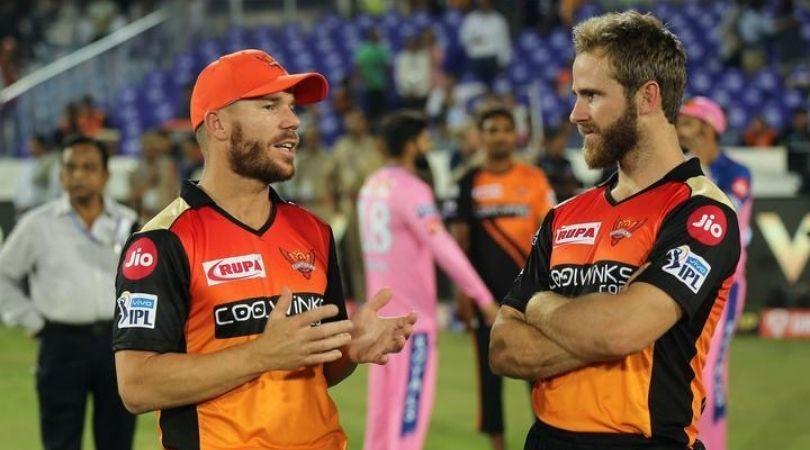 आईपीएल पोलः सनराइजर्स हैदराबाद की कप्तानी में बदलाव से जानें कितने प्रतिशत सहमत? 3