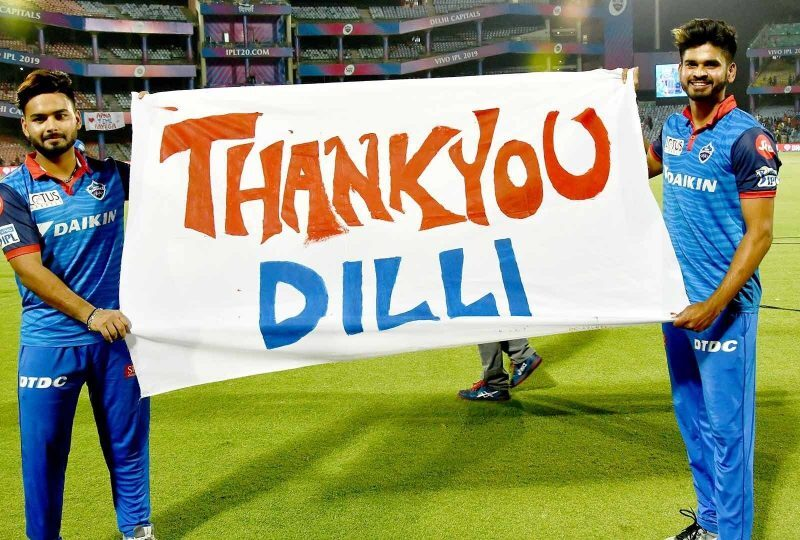 श्रेयस अय्यर या ऋषभ पंत? जाने कौन होगा आईपीएल 2021 में दिल्ली कैपिटल्स का कप्तान 7