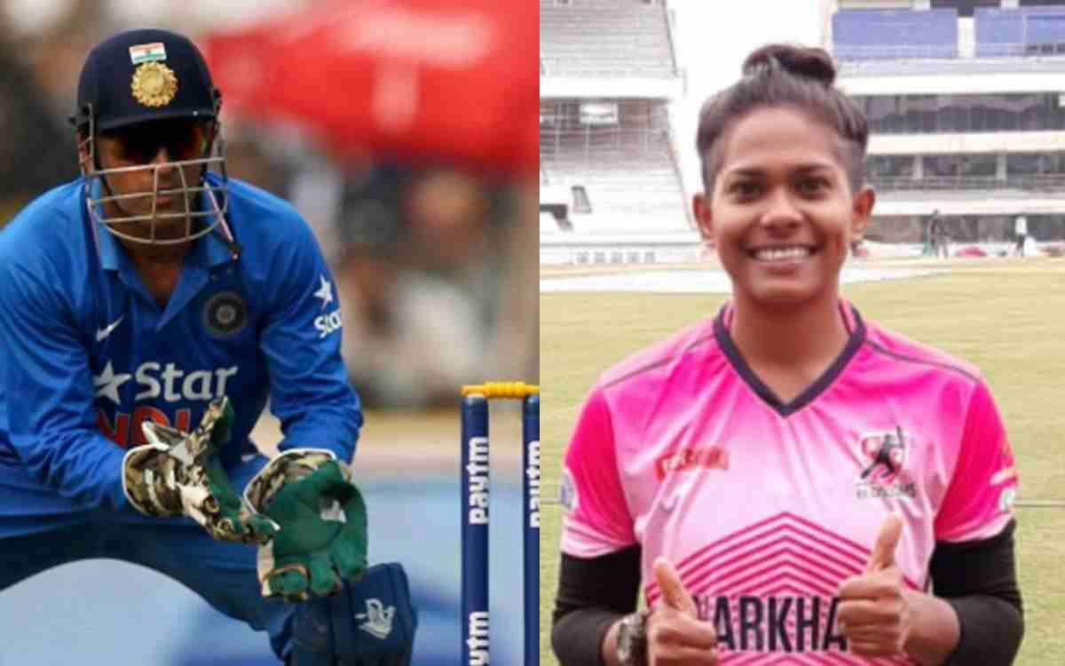 """भारतीय महिला क्रिकेट टीम में लेडी धोनी का हुआ चयन, जानिए कौन हैं इंद्राणी रॉय जिसे लोग कहते हैं """"LADY DHONI"""" 1"""