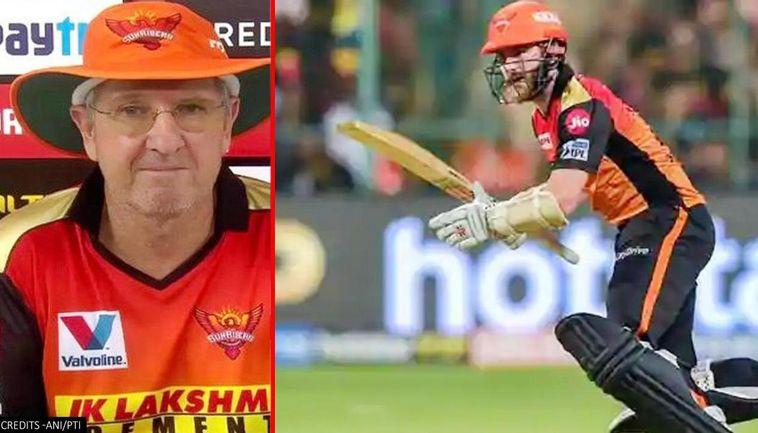 IPL 2021: हार के बाद सनराइजर्स हैदराबाद के कप्तान और कोच ने रोया डेविड वार्नर का रोना, कही ये बात 10