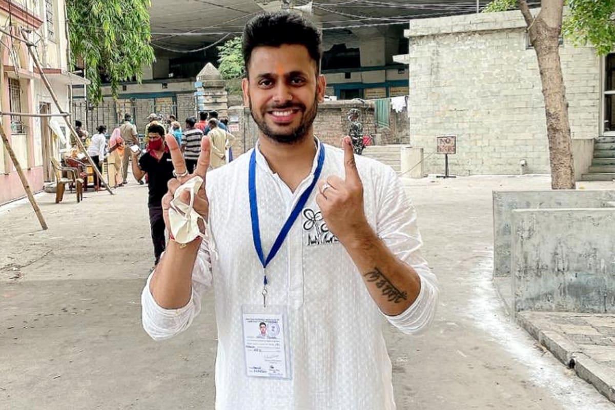 क्रिकेट के मैदान से चुनावी जंग तक इन दो भारतीय खिलाड़ियो ने नही छोड़ा है एकदूसरे का साथ 1