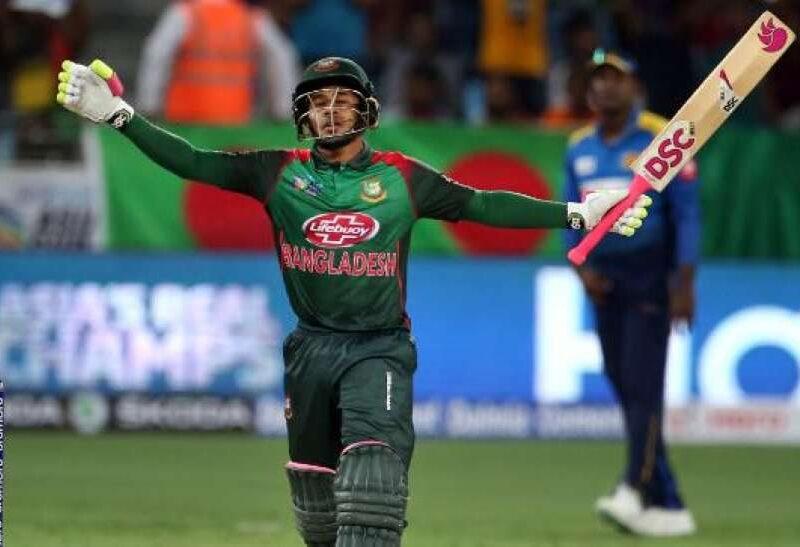 """श्रीलंका के खिलाफ 237 रन बनाने के बाद मुशफ़िकुर रहीम ने कहा- """"मै ही हूँ सबसे बड़ा क्रिकेटर"""" 5"""