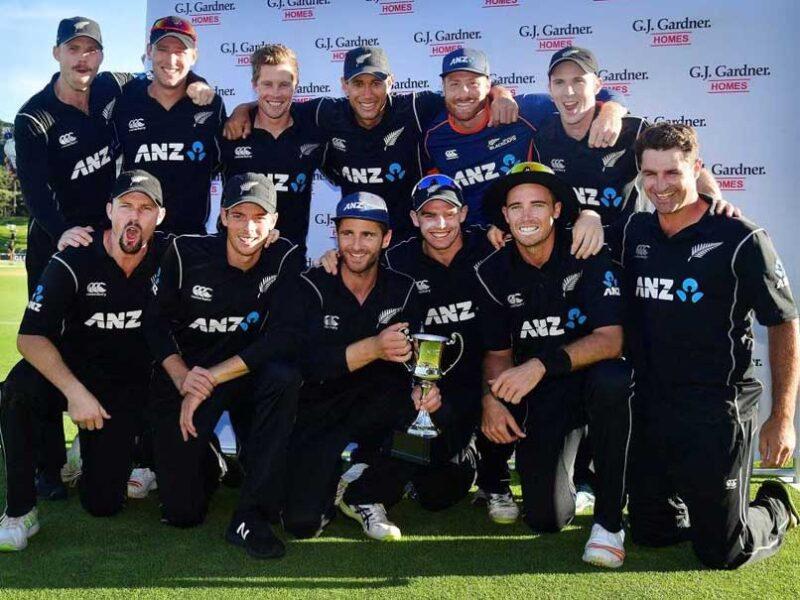 आईसीसी की वनडे रैंकिंग में न्यूजीलैंड ने इंग्लैंड को धकेला पीछे, जानिए किस स्थान पर है भारत 7