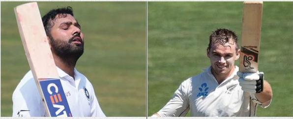 SW Analysis : रोहित शर्मा और टॉम लाथम, दो सीनियर बल्लेबाज़ों के सामने WTC Final में क्या होगी बड़ी चुनौती 5
