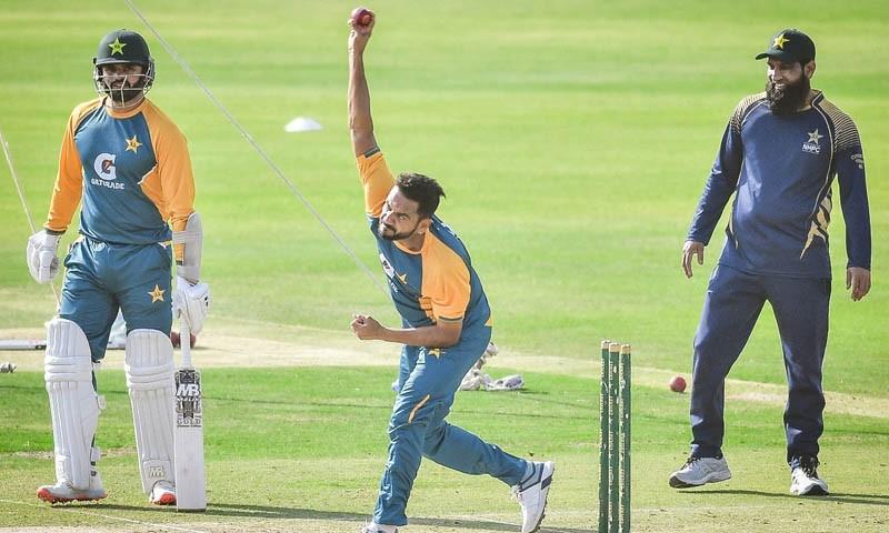 पाकिस्तान के 36 साल के क्रिकेटर ने टेस्ट क्रिकेट में किया डेब्यू, ऐसा करने वाले बने दूसरे पाकिस्तानी 3