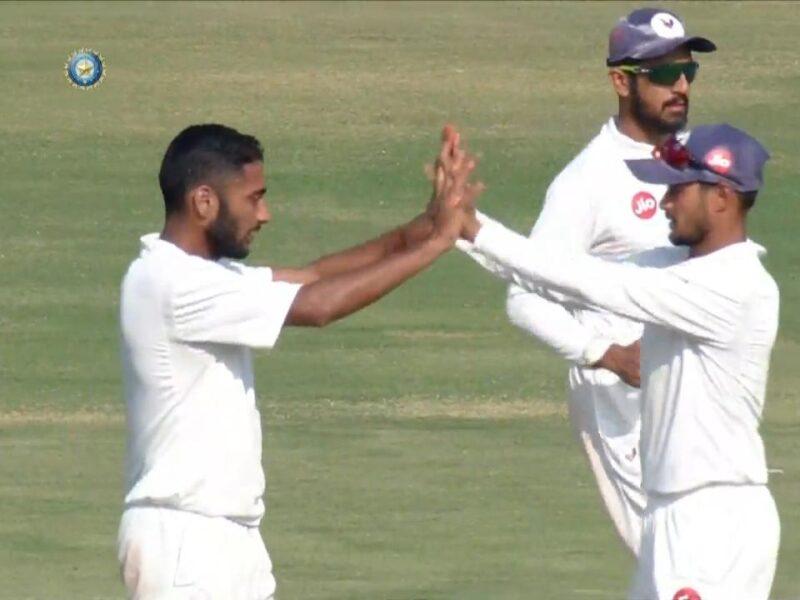 भारतीय टीम के लिए चुने गए इस खिलाड़ी ने कहा, रोहित से मिला हूं अब विराट कोहली से मिलना चाहता 6