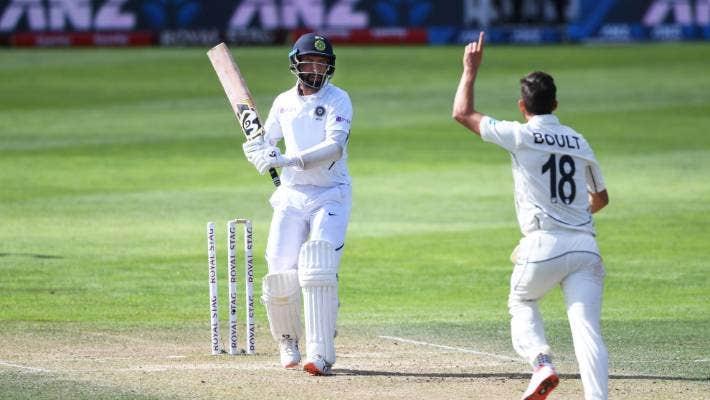 न्यूजीलैंड के इस गेंदबाज के सामने नहीं चलता है चेतेश्वर पुजारा का बल्ला, अब तक 4 बार हुए हैं आउट 4