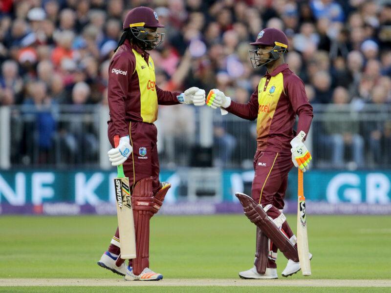 लुईस, गेल और रसेल के तूफान में उड़ा साउथ अफ्रीका, वेस्टइंडीज ने पहले टी-20 में 8 विकेट से हराया 7