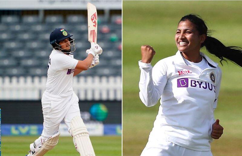 इंग्लैंड के खिलाफ रोमांचक मैच को ड्रॉ करने में कामयाबरही भारतीय महिला टीम, इन 2 खिलाड़ियों ने जीता फैंस का दिल 15