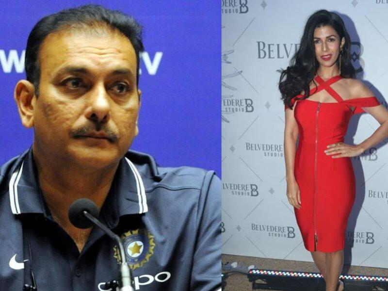 बॉलीवुड एक्ट्रेस निमरत कौर के साथ अफेयर की खबरों पर रवि शास्त्री ने दी प्रतिक्रिया 6