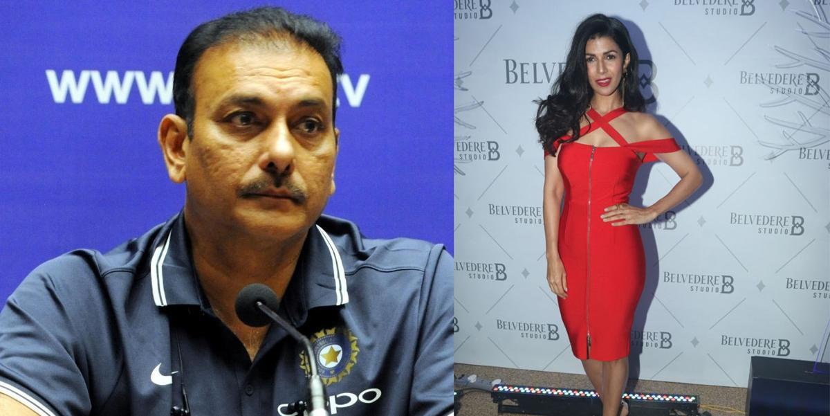 बॉलीवुड एक्ट्रेस निमरत कौर के साथ अफेयर की खबरों पर रवि शास्त्री ने दी प्रतिक्रिया 1