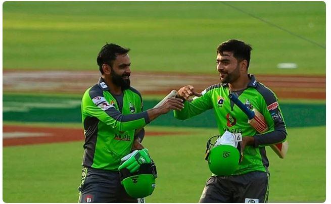 राशिद खान के तूफानी प्रदर्शन से जीता लाहौर कलंदर्स, बल्ले-गेंद दोनों से चमके 1