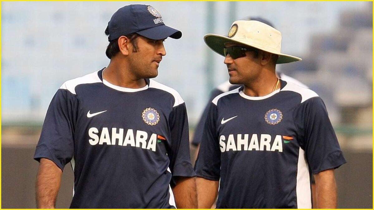 इतिहास के पन्नो से: प्रेस कॉन्फ्रेंस में जानिए क्यों पूरी टीम लेकर पहुंच गये थे कप्तान महेंद्र सिंह धोनी 1