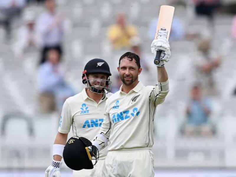 क्रिकेट: न्यूजीलैंड के खिलाड़ी डेवन कॉनवे ने बढाई टीम इंडिया की मुसीबतें, लॉर्ड्स के मैदान पर बने ये नये रिकार्ड्स 8
