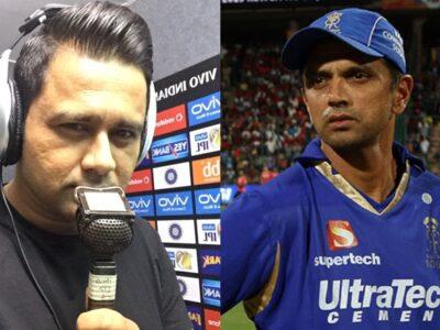 भारतीय टीम के चयन पर भड़के आकाश चोपड़ा, कहा राहुल द्रविड़ का बढ़ा दिया सिरदर्द 24