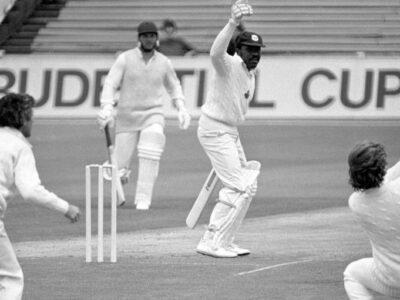 वनडे इतिहास का वो मैच जब एक टीम ने की बेहद धीमी बल्लेबाजी, 40 ओवर में 45 रन बनाकर हो गई ढेर 23