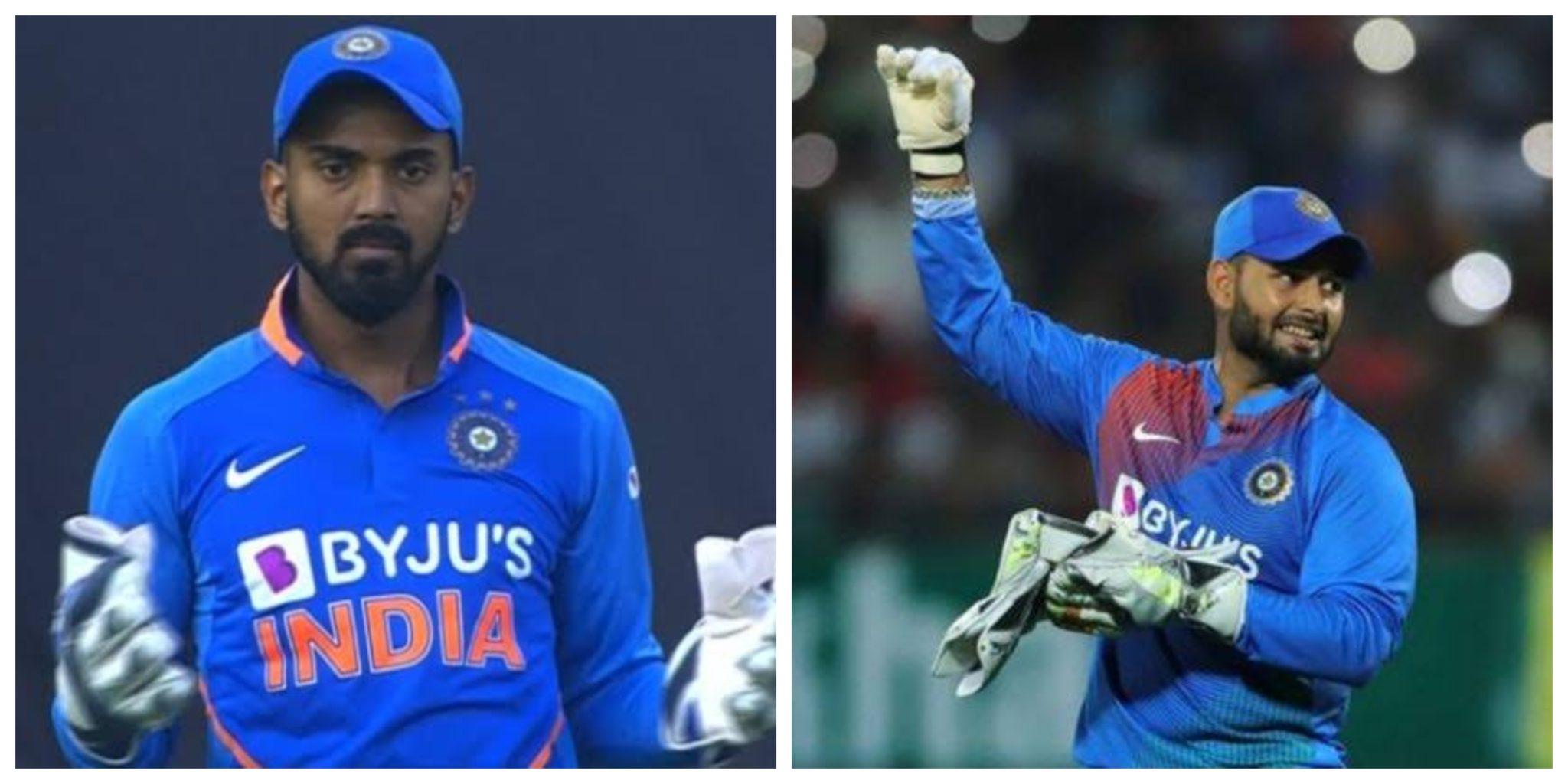 भारतीय के लिए टी20 क्रिकेट में केएल राहुल और ऋषभ पंत में से बेहतर विकेटकीपर बल्लेबाज कौन? आंकड़े दे रहे हैं गवाही 2