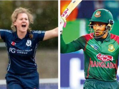 आईसीसी प्लेयर ऑफ द मंथ बने मुशफिकुर रहीम, महिलाओं में स्कॉटलैंड की कप्तान कैथरीन ने मारी बाजी 9