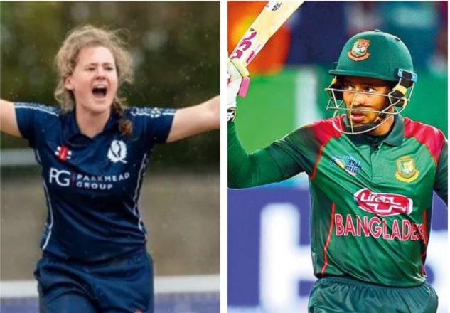 आईसीसी प्लेयर ऑफ द मंथ बने मुशफिकुर रहीम, महिलाओं में स्कॉटलैंड की कप्तान कैथरीन ने मारी बाजी 1