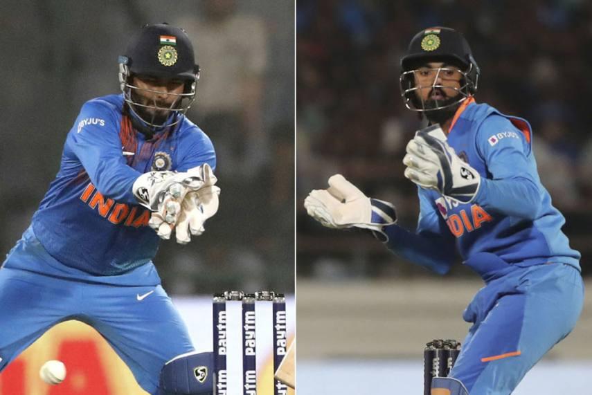 भारतीय के लिए टी20 क्रिकेट में केएल राहुल और ऋषभ पंत में से बेहतर विकेटकीपर बल्लेबाज कौन? आंकड़े दे रहे हैं गवाही 1
