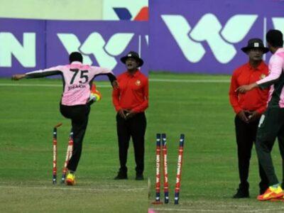 5 मौके जब बांग्लादेशी खिलाड़ियों ने अपनी हरकतों से क्रिकेट को किया शर्मशार, 2 मौकों पर हुई हाथापाई 23