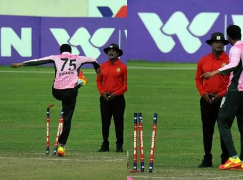 5 मौके जब बांग्लादेशी खिलाड़ियों ने अपनी हरकतों से क्रिकेट को किया शर्मशार, 2 मौकों पर हुई हाथापाई 12
