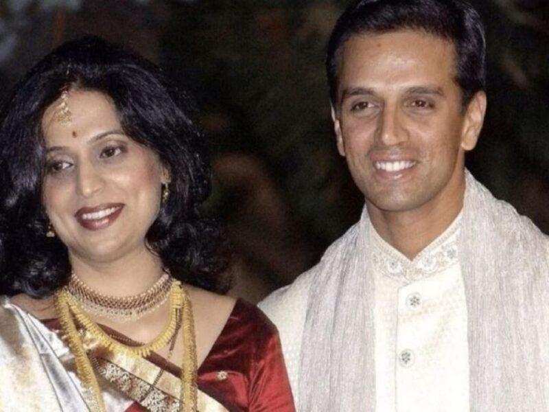 राहुल द्रविड़ के घर में जबरदस्ती घूस गई थी महिला फैन, माता-पिता को होना पड़ा था शर्मिंदा 6
