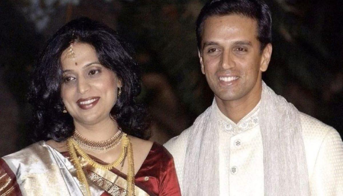 राहुल द्रविड़ के घर में जबरदस्ती घूस गई थी महिला फैन, माता-पिता को होना पड़ा था शर्मिंदा 1