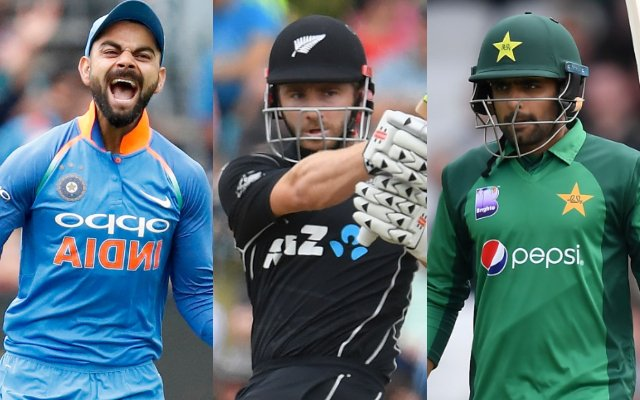 आईसीसी की ताजा वनडे रैंकिंग में टॉप पर बाबर आजम, जाने कोहली-रोहित जैसे दिग्गजों का स्थान 8