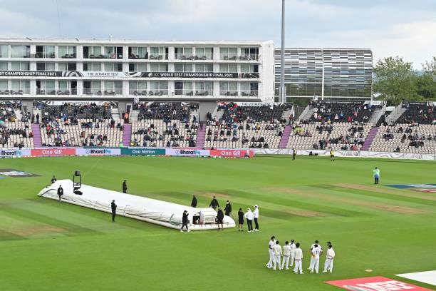 WTC फाइनल- मौसम के खलल से निराश इस पूर्व इंग्लिश कप्तान ने कहा, आईसीसी नहीं कराए यूके में बड़े मैच का आयोजन 13