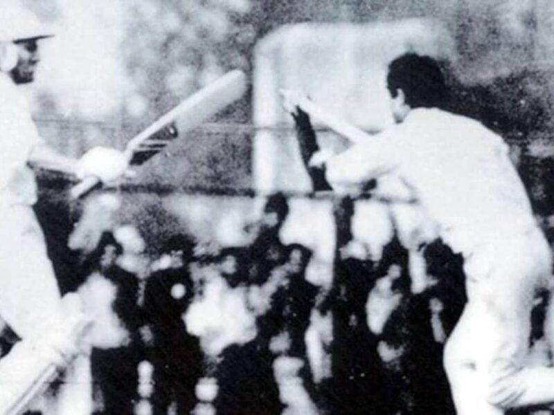 जब भारत का ये पूर्व क्रिकेटर अपने ही साथी खिलाड़ी के पीछे स्टंप लेकर मारने दौड़ा 10