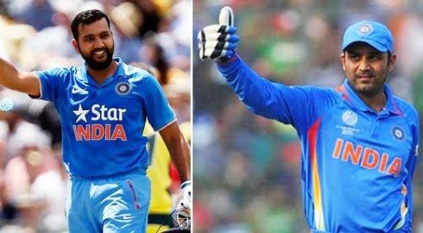 पाकिस्तान के इस खिलाड़ी ने टीम इंडिया में फूट डालने की किया कोशिस, कहा सहवाग की नकल करते हैं रोहित शर्मा 5