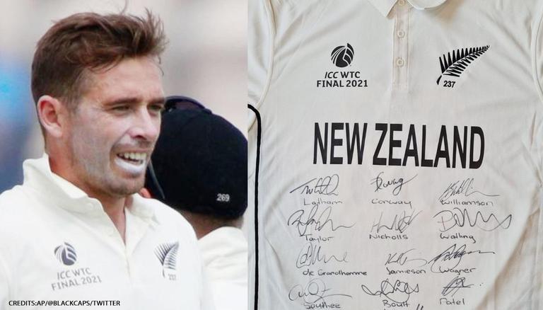 आईसीसी टेस्ट चैंपियनशिप जीतने के बाद इस नेक काम के लिए टिम साउदी अपनी जर्सी कर रहे हैं नीलाम, जानकर आप भी करेंगे सैल्यूट 12