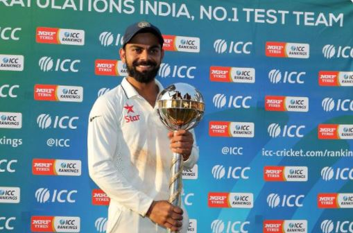 आईसीसी टेस्ट चैंपियनशिप गदा